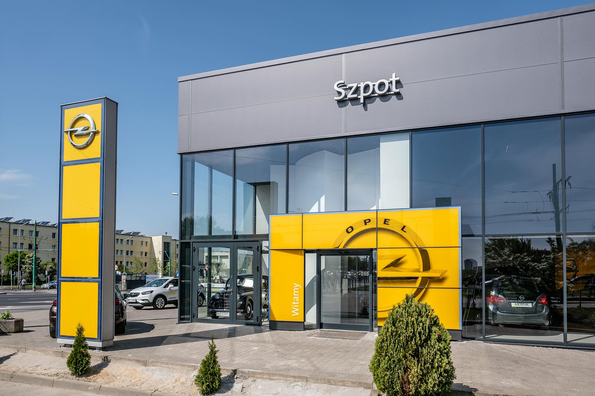 Szpot - ul. Kaliska 2, 61-131 Poznań