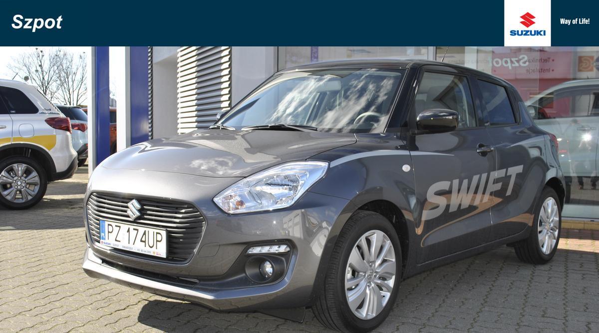 Suzuki Swift VI
